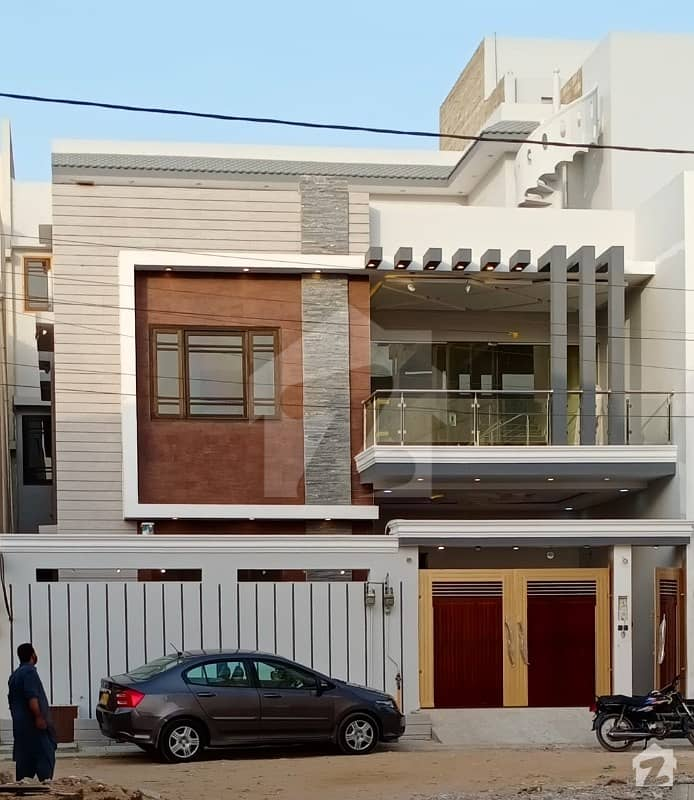 ایم بی سی ایچ ایس ۔ مخدوم بلاول سوسائٹی کورنگی کراچی میں 7 کمروں کا 10 مرلہ مکان 4 کروڑ میں برائے فروخت۔