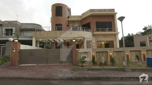 1 Kanal Luxury Triple Storey House In The Most Secure Locality In Bahria Town Phase 3 Rawalpindi