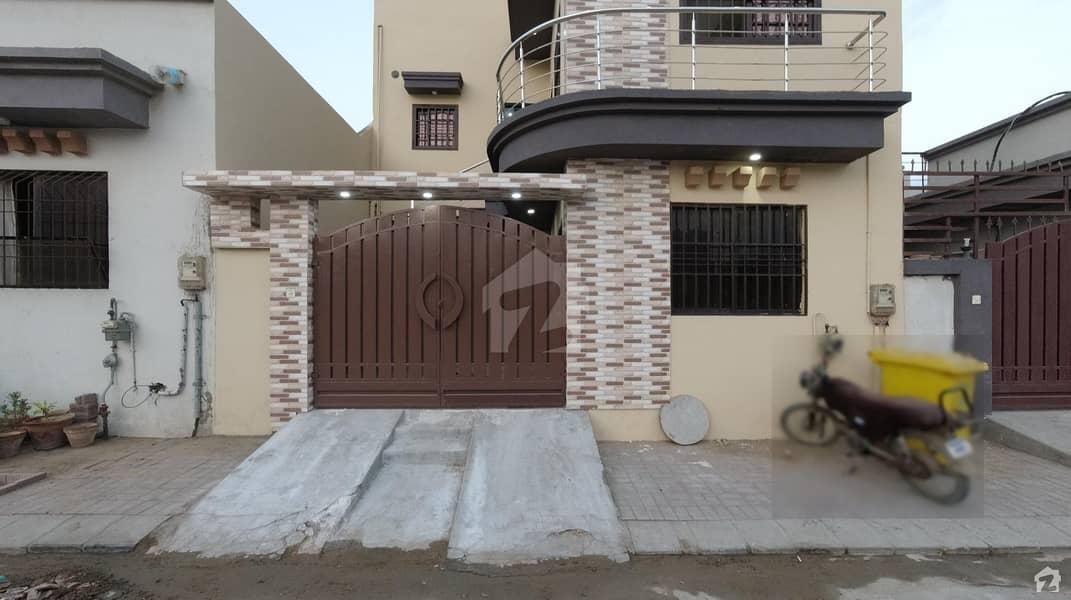 صائمہ عریبین ولاز گداپ ٹاؤن کراچی میں 4 کمروں کا 5 مرلہ مکان 1.24 کروڑ میں برائے فروخت۔