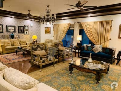 Luxury House Has 6 Bedrooms In F-8 Islamabad Available For Rent