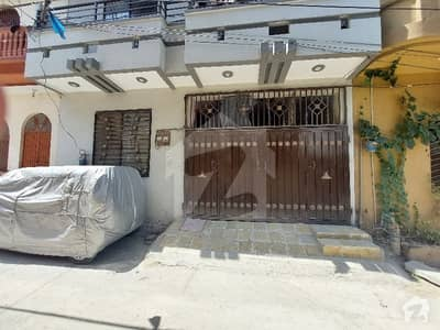 4 Marla Double Portion House For Sale