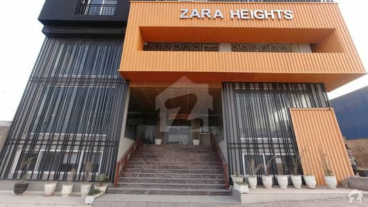 زارا هائٹس ایچ ۔ 13 اسلام آباد میں 4 کمروں کا 17 مرلہ فلیٹ 2.55 کروڑ میں برائے فروخت۔