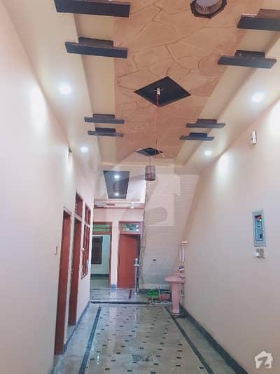 4 Marla Single Storey House Nasapa Charsadda Road