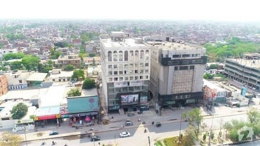 سٹی سٹار شاپنگ سینٹر پیکو روڈ لاہور میں 1 مرلہ فلیٹ 47.79 لاکھ میں برائے فروخت۔
