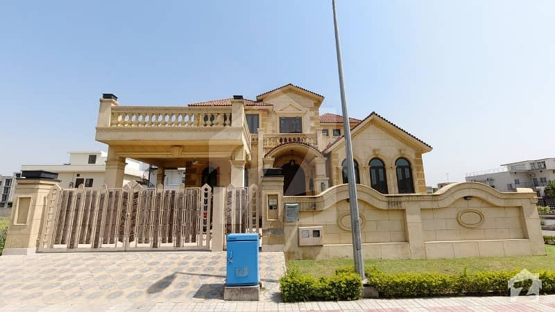1 Kanal Luxury Triple Storey House In The Most Secure Locality In Dha Phase 2 Sector B Islamabad