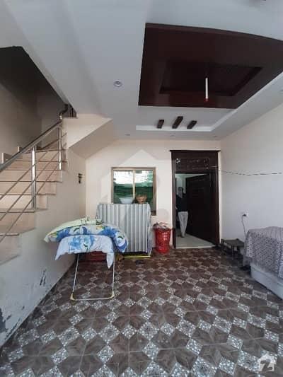 4 Marla Double Storey Beautiful House With Basement