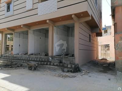کورنگی - سیکٹر 31-جی کورنگی کراچی میں 2 کمروں کا 2 مرلہ فلیٹ 32 لاکھ میں برائے فروخت۔