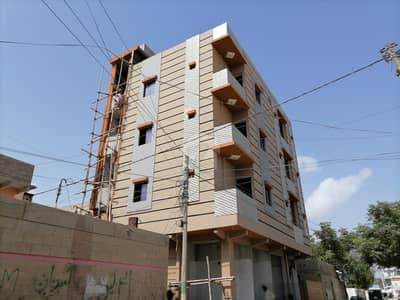 کورنگی کراچی میں 2 کمروں کا 2 مرلہ فلیٹ 32 لاکھ میں برائے فروخت۔