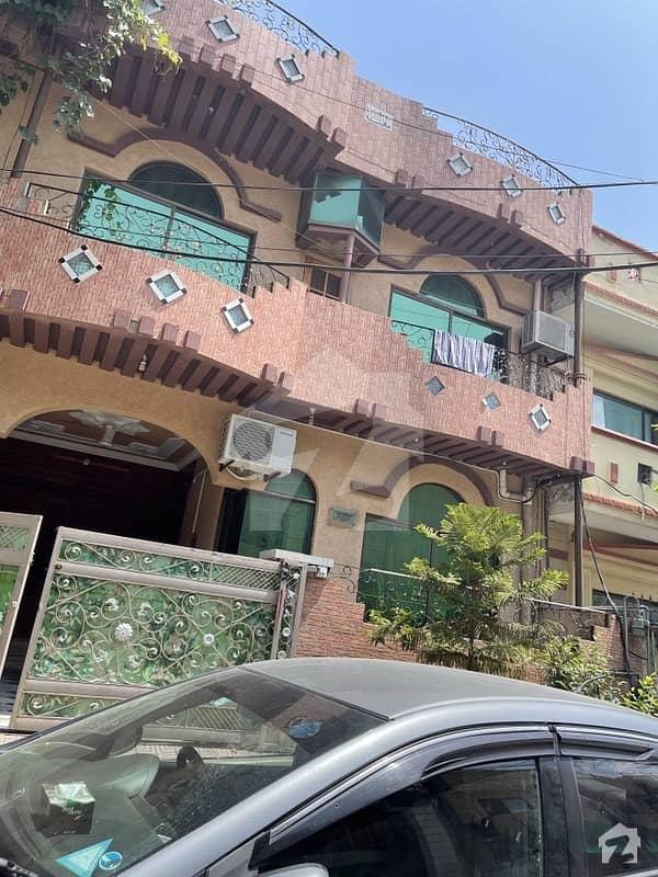 مارگلہ ٹاؤن فیز 2 مارگلہ ٹاؤن اسلام آباد میں 7 کمروں کا 5 مرلہ مکان 2.8 کروڑ میں برائے فروخت۔