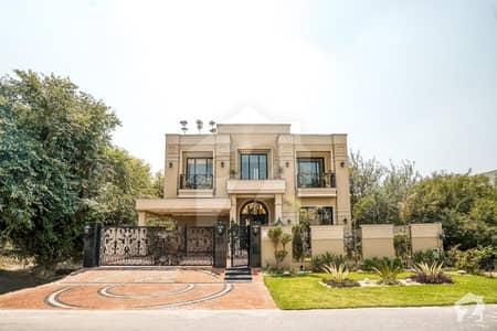 One Kanal Faisal Rasool Fully Basement Design Bungalow Phase 5