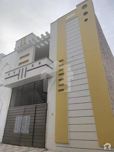 5 Marla Double Storey House For Sale In Akbar Colony
