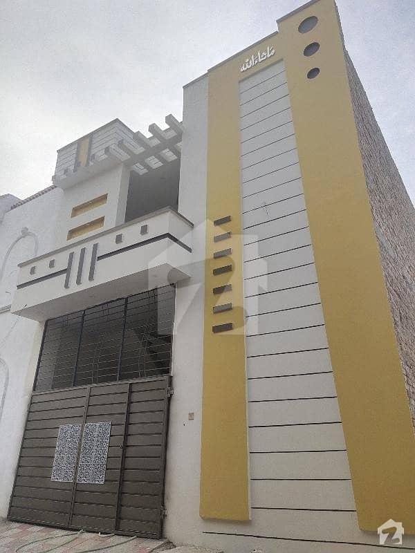 اکبر کالونی بہاولپور میں 4 کمروں کا 5 مرلہ مکان 70 لاکھ میں برائے فروخت۔