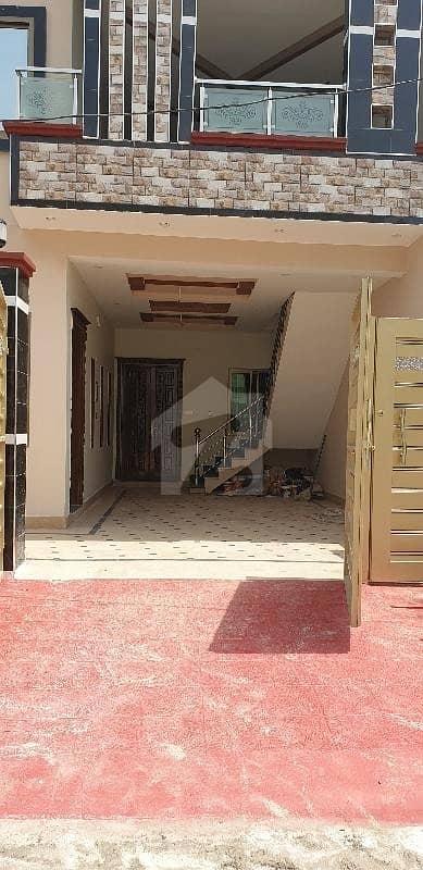Brand New Double Storey House(7 Marla 18 Sqf)