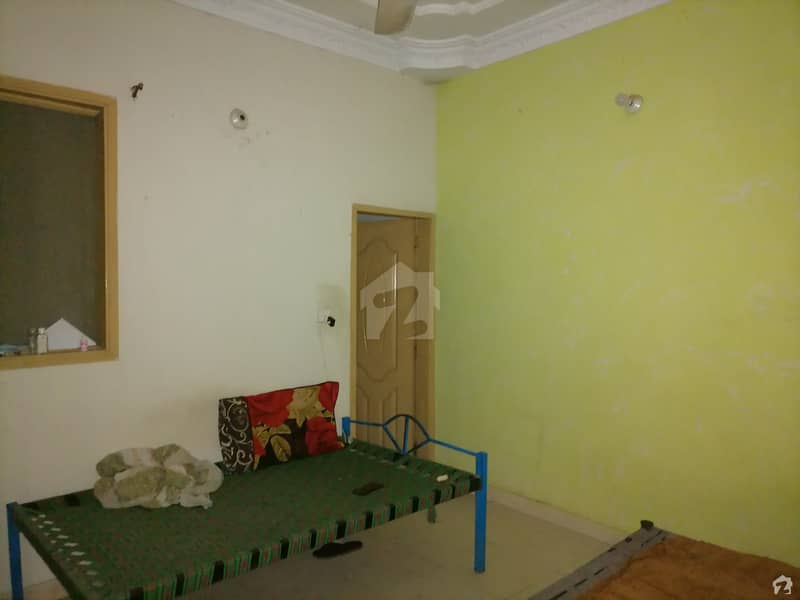 Ground Floor Flat Is Available For Sale At Main Korangi