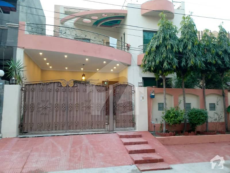 10 Marla Double Storey House For Sale In Allama Iqbal Town