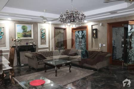 2 Kanal Fully Furnished Bungalow For Long And Short Time Available For Rent In Dha Phase 1 M