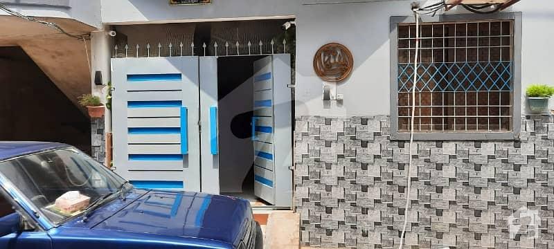 گلشنِ معمار گداپ ٹاؤن کراچی میں 2 کمروں کا 5 مرلہ زیریں پورشن 70 لاکھ میں برائے فروخت۔
