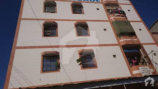 Flat Is Available For Sale Sector 5D surjani town