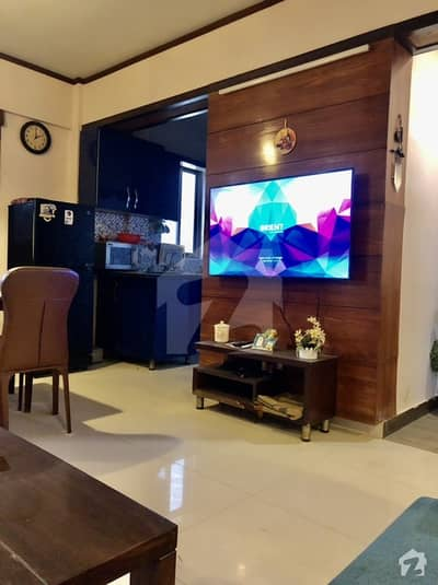 02 Bedrooms Fully Furnished Apartment