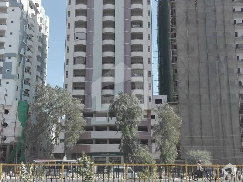 Flat For Rent 2 Bed D Tayyabi Garden Block F