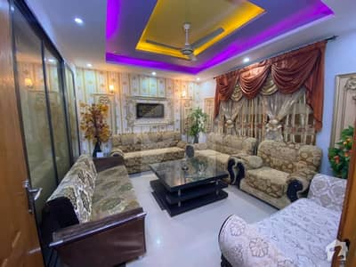 10 Marla House For Sale In Sector B Bahria Town Lahore 5 Beds