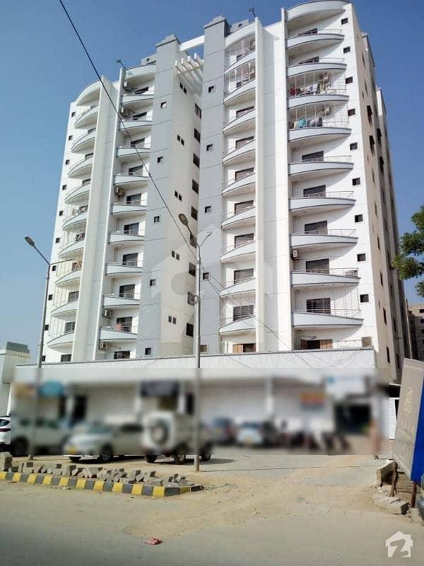 جناح ایونیو کراچی میں 2 کمروں کا 3 مرلہ فلیٹ 71.92 لاکھ میں برائے فروخت۔