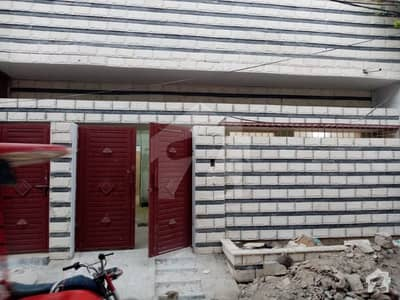 Centrally Located House In North Karachi Is Available For Sale