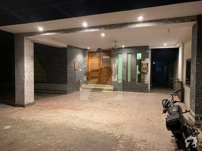 3.7 Kanal Farm House Ideal Location Of Main Badia Road 2 Km From Ring Road
