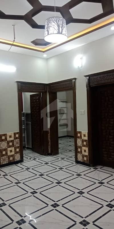 5 Marla Vip House For Sale In Hayatabad Phase 6 Full Basement