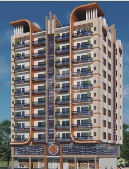 Apartment On Booking Is Available For Sale In Bahria Town Karachi