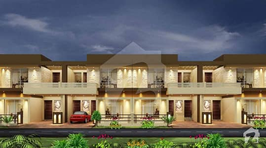 Buy A Residential House In Landscaped Area Of Bahria Orchard Lahore