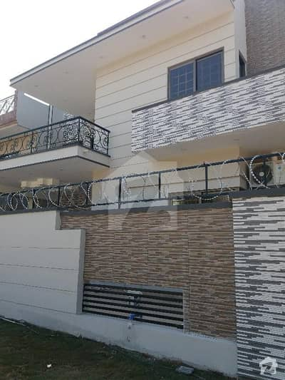 G9-4 35*70,Brand New House Pindi Face For Sale