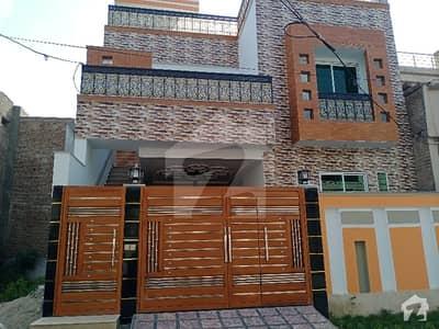 ورسک روڈ پشاور میں 6 کمروں کا 7 مرلہ مکان 2.3 کروڑ میں برائے فروخت۔