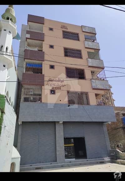 آٹو بھن روڈ حیدر آباد میں 3 کمروں کا 5 مرلہ فلیٹ 70 لاکھ میں برائے فروخت۔