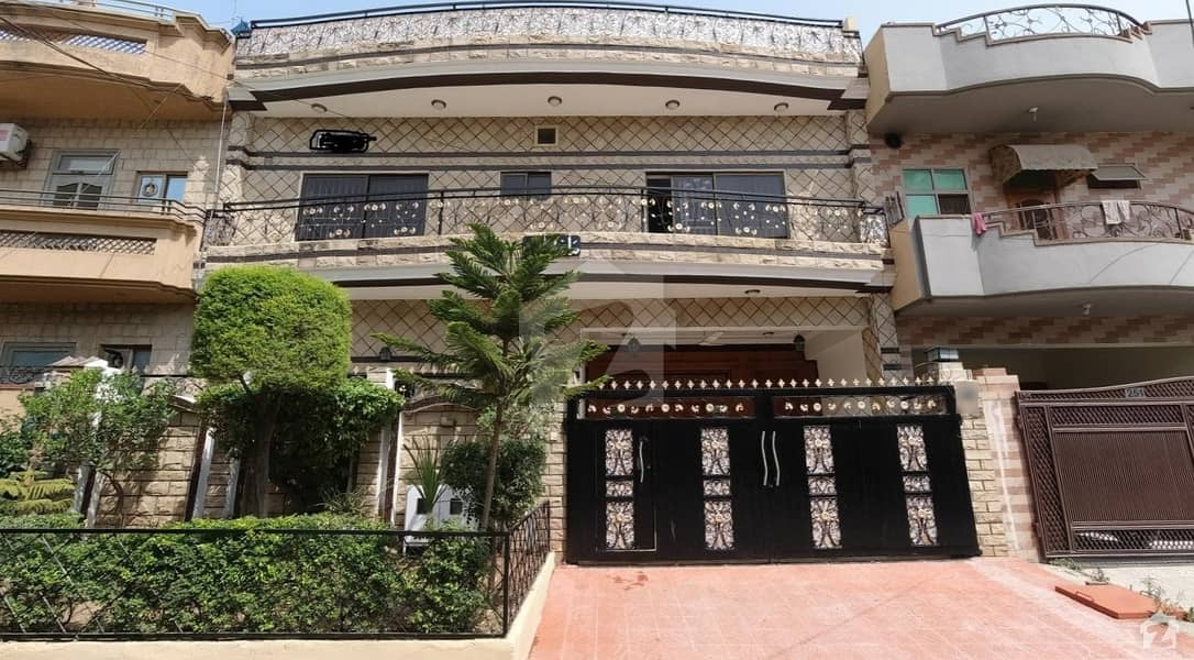Double Storey House Is Available For Sale In Margalla Town, Phase 2, Islamabad