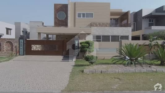 1 Kanal Brand new Beautiful Design Bungalow is for Sale at Eden City A Block