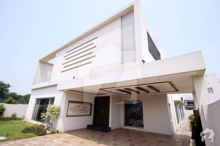 1 Kanal Brand House For Rent In Phase 6 Dha