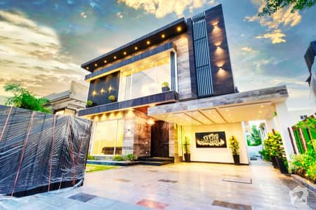 Most Eye Catching 1 Kanal Iconic Villa Came for Sale in DHA Phase 6