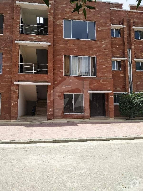 بحریہ ایجوکیشن اینڈ میڈیکل سٹی لاہور میں 2 کمروں کا 5 مرلہ فلیٹ 25 لاکھ میں برائے فروخت۔