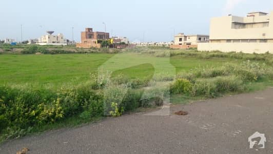 8 Kanal Pair Corner Two Sides Open Plot For Sale Plot No 641+642+643+644 Located Dha Phase 6 Block E Lahore