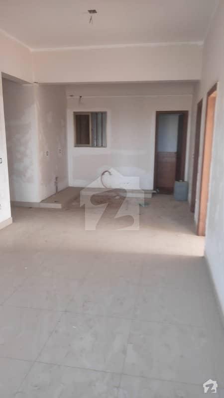 Flat For Rent 3 bed dd Saima pari Unique North Nazimbad block L