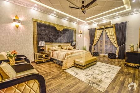 A Royal Class Living Standard Spanish Furnished Bungalow Near Park