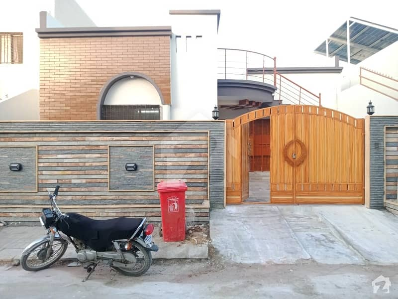 Block B 240 SQ Yard Bungalow West Open Just Opposite To Park Is Available For Sale In Saima Arabian Villas