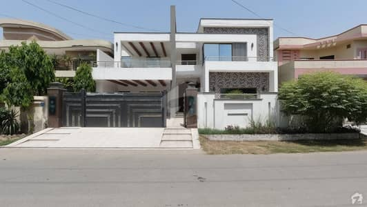Spacious 1 Kanal House Available For Sale In Mohafiz Town