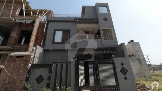 الاحمد گارڈن ۔ بلاک ای الاحمد گارڈن ہاوسنگ سکیم جی ٹی روڈ لاہور میں 4 کمروں کا 5 مرلہ مکان 98 لاکھ میں برائے فروخت۔