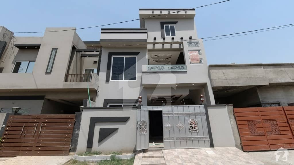 Ideal 5 Marla House Available In Bismillah Housing Scheme, Lahore