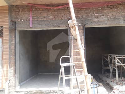 4 Flat And 3 Shop Fresh Building For Sale