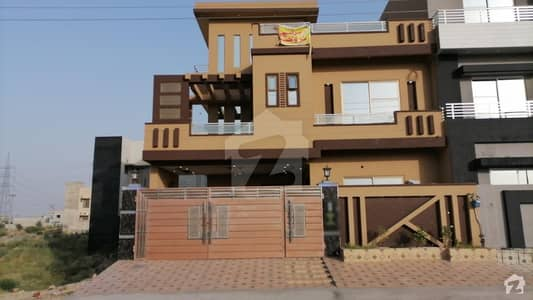 10 Marla Double Storey Facing Park House For Sale In Lda Avenue Block M