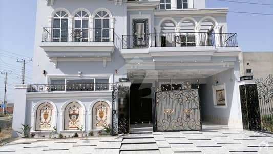 10 Marla Double Storey House For Sale In Lda Avenue Block J