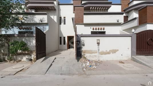 Block A One Unit West Open Furnished Bungalow Near To Park Is Available For Sale In Saima Arabian Villas